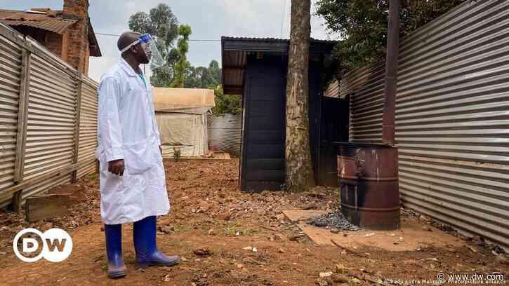 Experten warnen vor weiterer Ebola-Ausbreitung - DW (Deutsch)