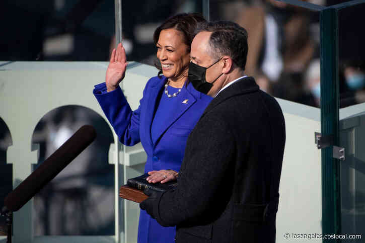 Vice President Kamala Harris Returning To Los Angeles Today