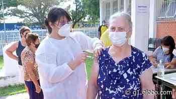 Com doses restantes, Salto de Pirapora e Cabreúva ampliam vacinação de idosos contra Covid - G1