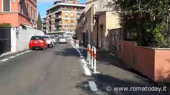 Monte Mario, dove il marciapiede è una conquista: nuovo look per via dell'Acquedotto Paolo