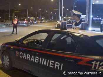 Torre Boldone, sequestrati un chilo di droga e 18.000 euro in contanti - Corriere Bergamo - Corriere della Sera