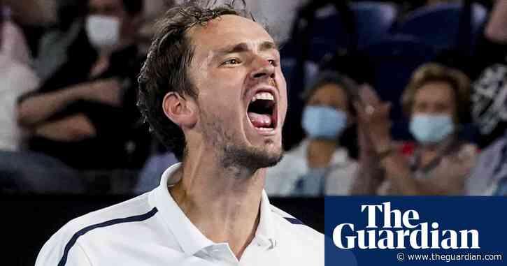 Daniil Medvedev, the ultimate disrupter, is on brink of tennis history | Tumaini Carayol