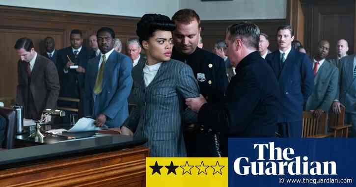 The United States vs Billie Holiday review – Lee Daniels' misguided biopic