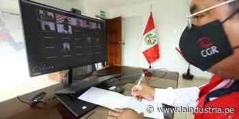 Ciudadanos de Ascope podrán presentar denuncias en audiencia pública virtual - La Industria.pe