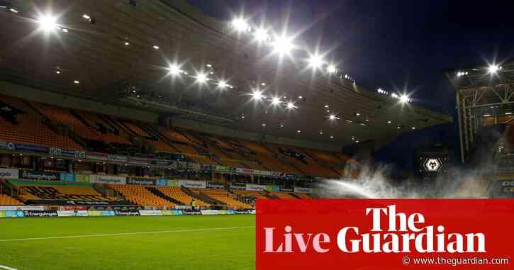 Wolves v Leeds United: Premier League –live!