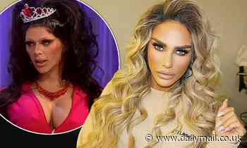 Katie Price is 'delighted' with Drag Race UK queen Bimini Bon Boulash's Snatch Game impersonation