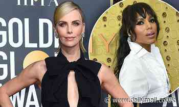 School For Good And Evil: Charlize Theron and Kerry Washington star