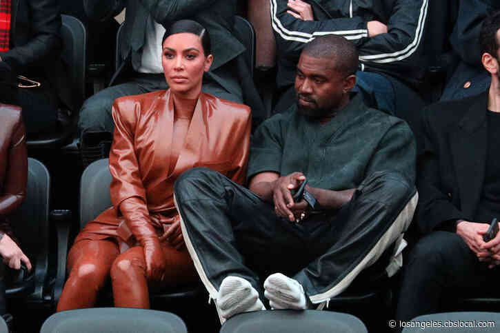 Kim Kardashian And Kanye West File For Divorce After Nearly 7 Years Of Marriage