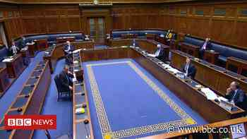 Covid-19: NI Assembly to go virtual from Monday