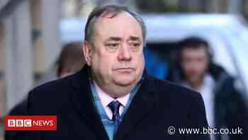 Alex Salmond set to appear before Holyrood inquiry next Wednesday