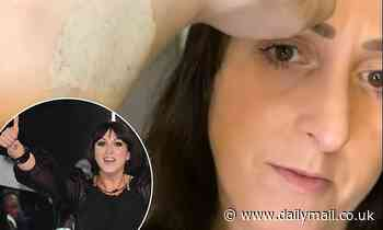 EastEnders star Natalie Cassidy reveals secret wrist tattoo which she covers up for filming