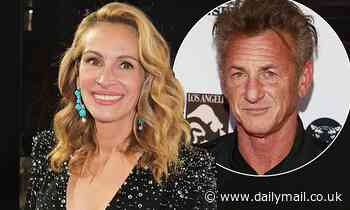 Julia Roberts and Sean Penn headed to Australia for Gaslit