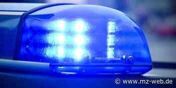 Auffahrunfall bei Thale: Drei Autos sind darin verwickelt - Mitteldeutsche Zeitung
