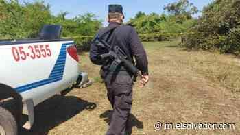 Encuentran en Jiquilisco los cadáveres de dos presuntos pandilleros con antecedentes por violación - elsalvador.com