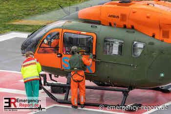 18.02.2021 – Erkelenz – SAR41 verlegt Intensivpatienten in die Uniklinik - Emergency-Report.de
