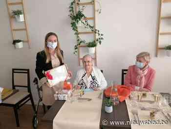 Jacqueline Van Vyve viert 100ste verjaardag (Oudergem) - Het Nieuwsblad