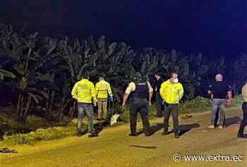 ¡Dos hombres fueron acribillados en Machala! - Portal Extra