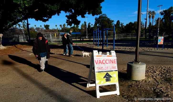 LA County Continuing To Address Vaccine Equity, Reports 2,459 New Cases, 150 Deaths
