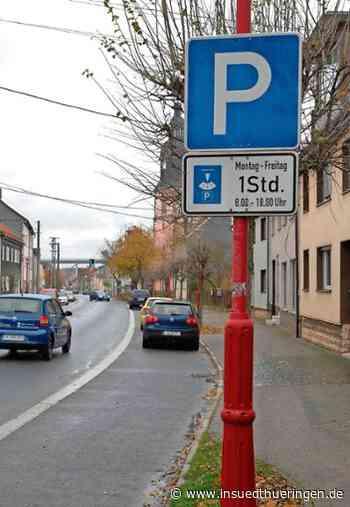 Langewiesen: Nun auch am Samstagvormittag: Parkscheibe nicht vergessen - inSüdthüringen - inSüdthüringen.de