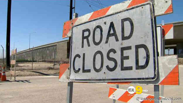 5 Freeway To Close In Both Directions Starting This Weekend For Construction Work