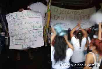 Huelga de hambre en el centro femenino de Los Algarrobos - Día a día