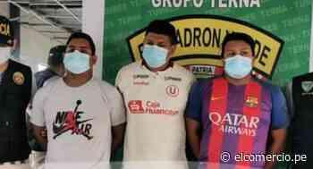 Tumbes: detienen a tres presuntos traficantes de migrantes en Zarumilla | VIDEO - El Comercio Perú