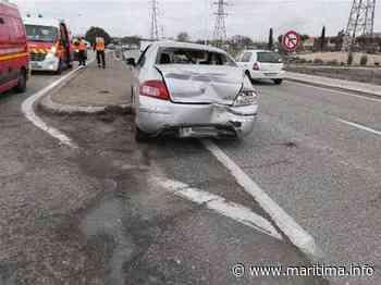 Fos sur Mer - Faits divers - Un accident impliquant un poids lourd à Fos repose la nécessité du contournement - Maritima.info
