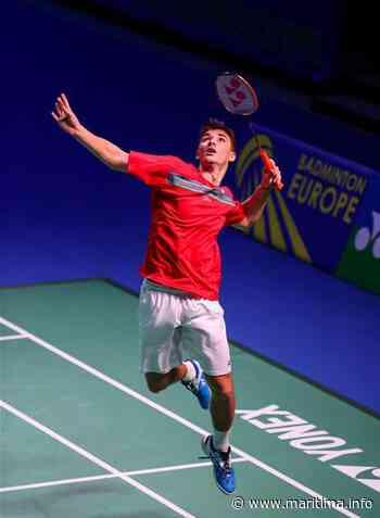 Fos sur Mer - Sports - Euro mixte de badminton : la France et les frères Popov en 1/2 - Maritima.info