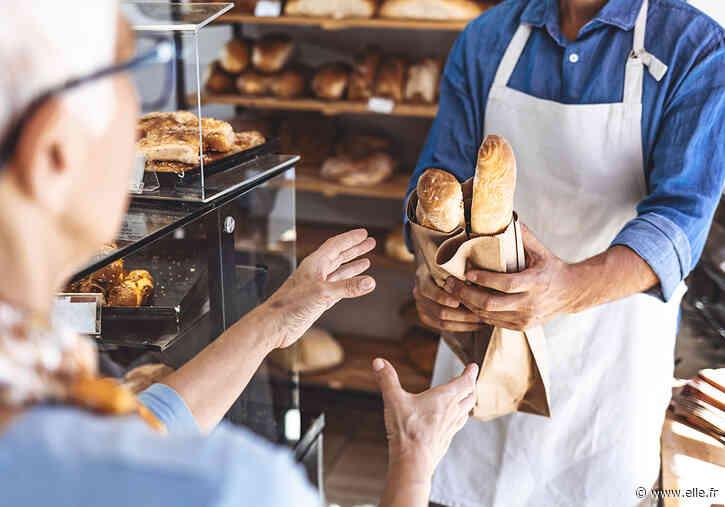 Noisy-le-Sec : des emballages de baguettes de pain pas comme les autres - ELLE France