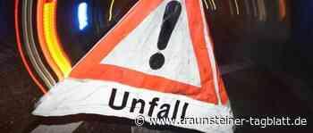 Burghausen/Burgkirchen an der Alz: Verkehrsunfälle mit Leichtverletzten auf Staatsstraße 2357 und Kreisstraße AÖ 25 - Traunsteiner Tagblatt
