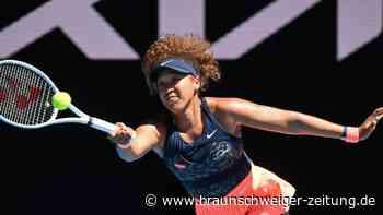 Australian Open: Finale in Melbourne: Brady fordert Favoritin Osaka
