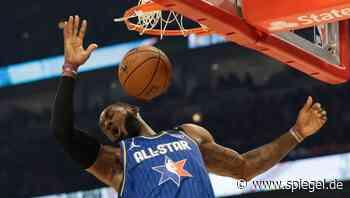 Streit über das All-Star-Game in der NBA: »Das ist ein Schlag ins Gesicht« - DER SPIEGEL