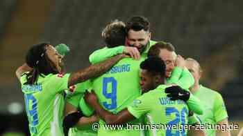 """22. Spieltag: Wolfsburgs hält Kurs auf Königsklasse - """"Spitzenteam"""""""