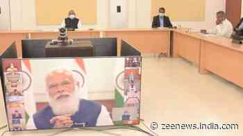 Centre, states need to work closely to boost economic growth: PM Modi at Niti Aayog meet