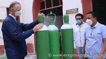 Lanzan campaña por planta de oxígeno para Chulucanas - El Regional