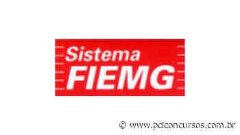 FIEMG disponibiliza vaga de emprego em Pedro Leopoldo - PCI Concursos