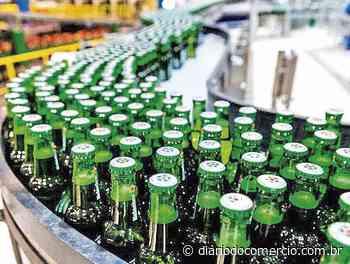 Fábrica da Heineken agita Pedro Leopoldo - Diário do Comércio