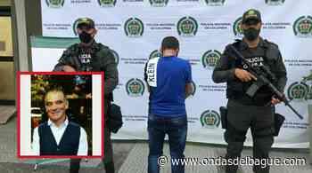 Capturan al presunto asesino del exconcejal de Herveo Ovidio de Jesús Salazar - Ondas de Ibagué