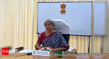 Sitharaman urges industry to unleash animal spirits