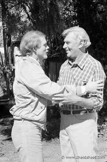 Ron Howard Was the Reason Andy Griffith Agreed to Do the 1986 'Return to Mayberry Reunion TV Movie - Showbiz Cheat Sheet