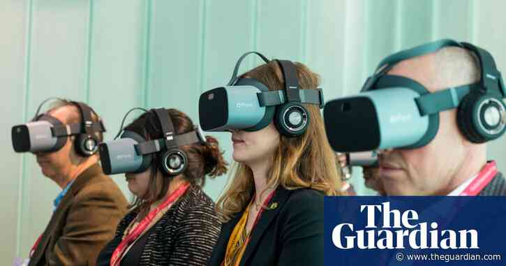 No more fomo: top firms turn to VR to liven up meetings