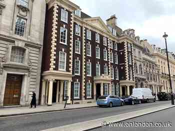 Vic Keegan's Lost London 162: The many facades of Schomberg House - onlondon.co.uk