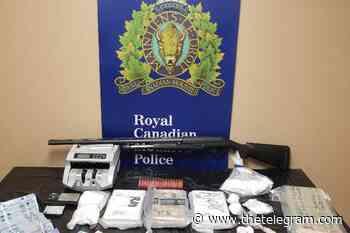Grand Falls-Windsor RCMP pull drugs, money from home in raid - The Telegram