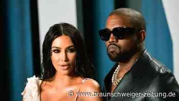 """""""Kimye"""" vor dem Aus: Kim Kardashian reicht Scheidung von Kanye West ein"""