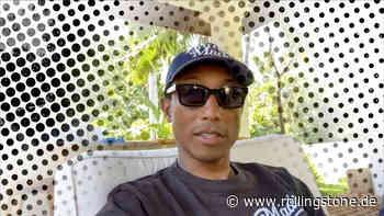 """Streit über """"Blurred Lines"""": Pharrell Williams von Meineid-Vorwürfen freigesprochen - Rolling Stone"""