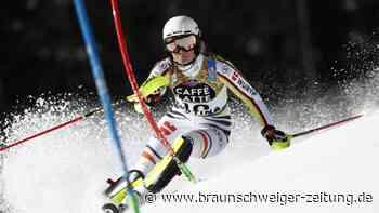 Alpine Ski-WM: Dürr auf Top-Ten-Kurs - Slalom-Star Shiffrin vorerst 4.