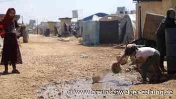 Hilfsorganisation: Welthungerhilfe: Bislang schlimmste Hungerkrise in Syrien