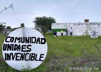 Jardines de Capellanía, comuneros urgen a proteger zona natural, esperan amparo contra desalojo - Zona Franca