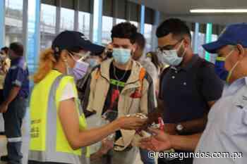 San Miguelito recibió 1950 dosis de vacunas – En Segundos Panama - En Segundos