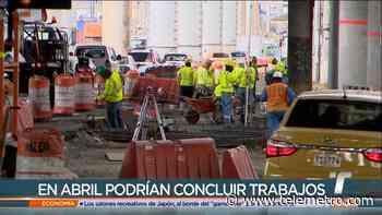 Avanzan trabajos en la intersección de San Miguelito - Telemetro
